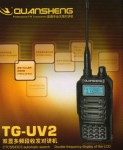 Quansheng TG-UV2 - obal